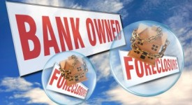 Foreclosures – Bank Owned Properties