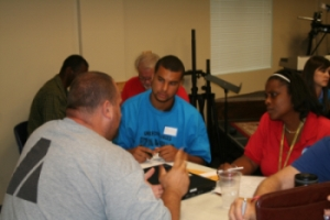 Hillsborough County Homeless Coalition-community work