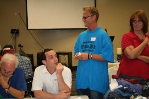 Hillsborough County Homeless Coalition-community work